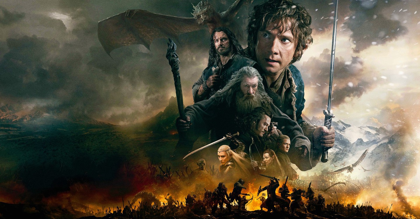 The Hobbit: The Battle of the Five Armies backdrop 1