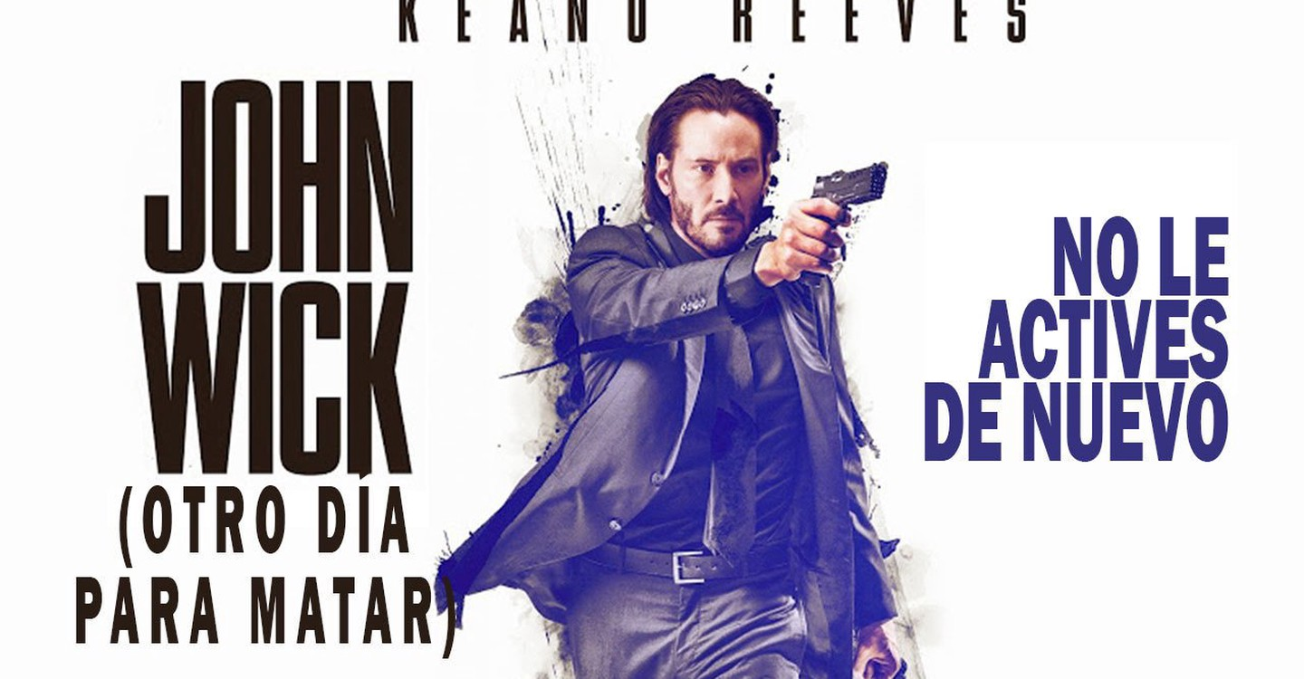 John Wick streaming: where to watch movie online?