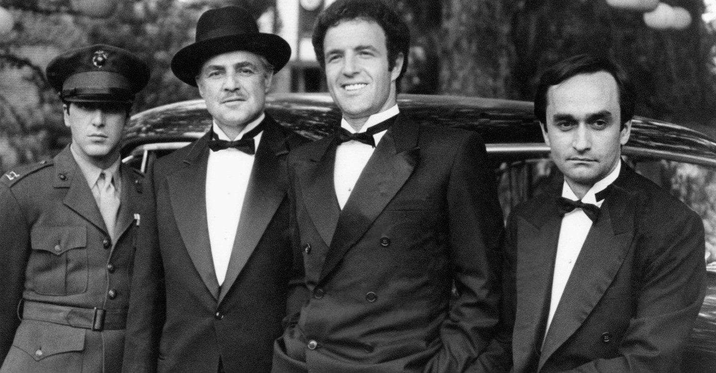 The Godfather - movie: watch stream online
