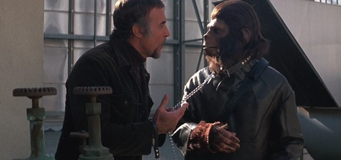 Conquest of the Planet of the Apes