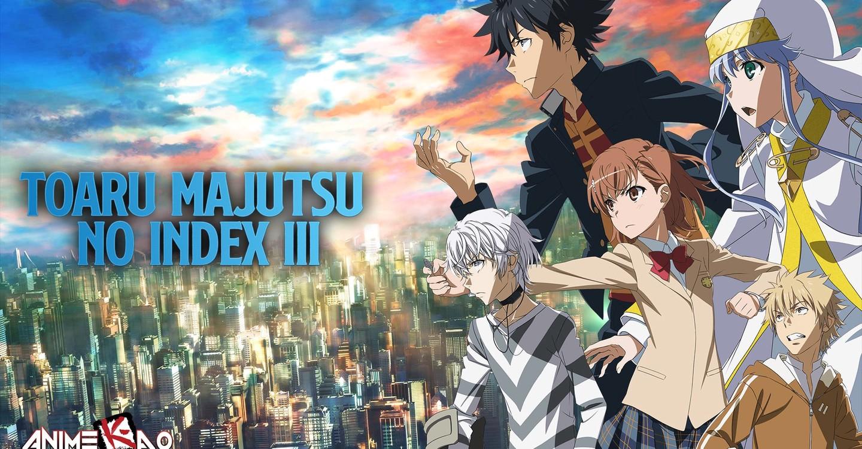 Toaru Majutsu No Index Jetzt Online Stream Anschauen