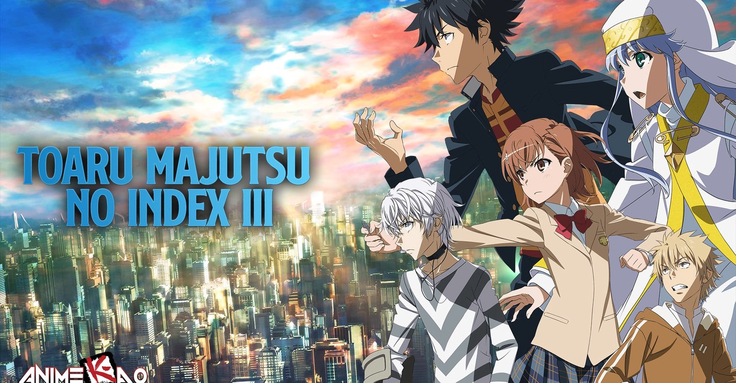 A Certain Magical Index - stream online