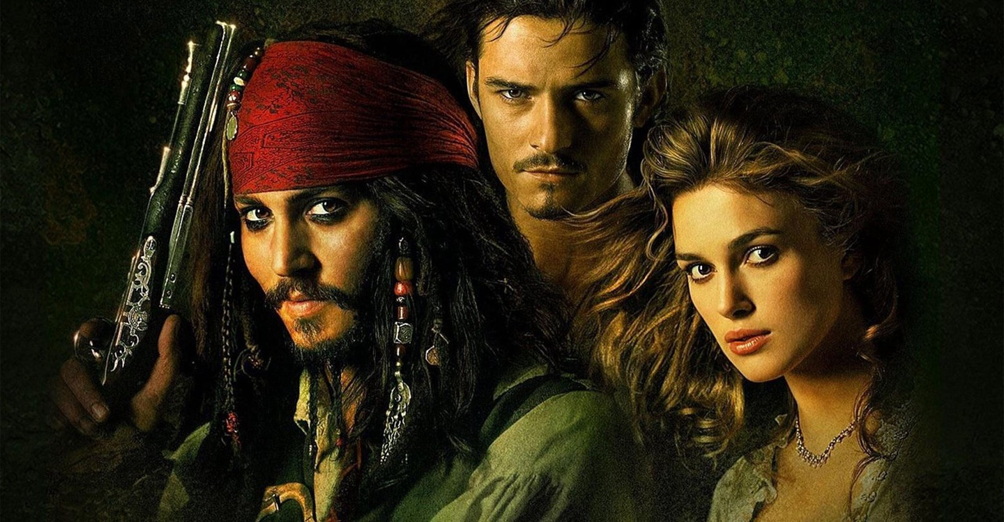 Piratas do Caribe - O Baú da Morte backdrop 1