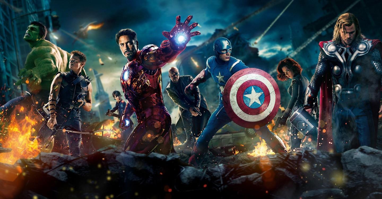 Os Vingadores backdrop 1