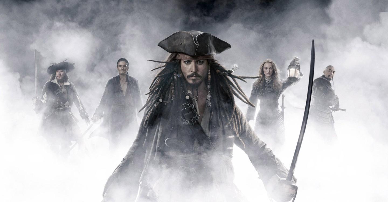 Piratas do Caribe: No fim do mundo - Netflix