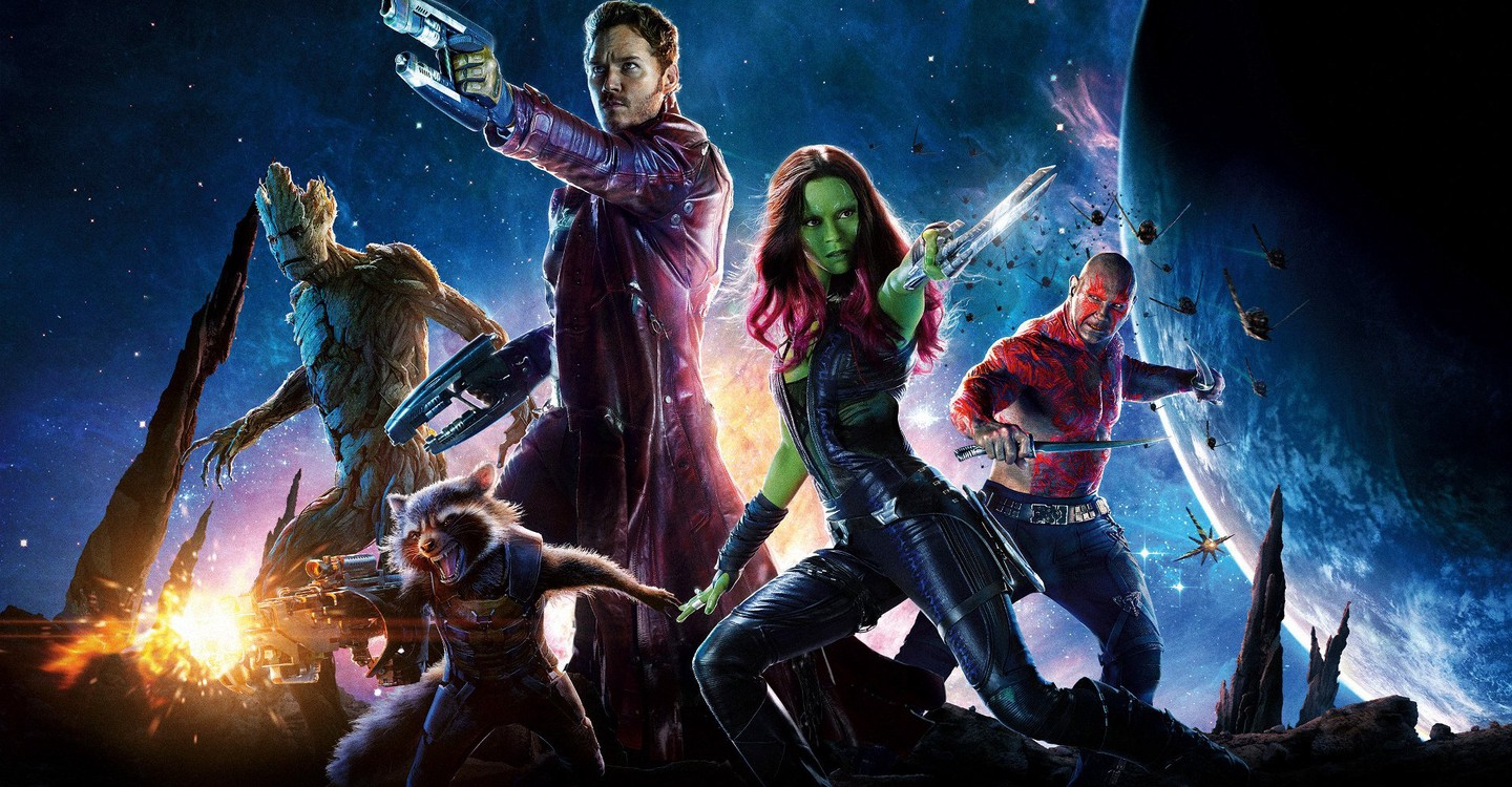 Guardians of the Galaxy backdrop 1