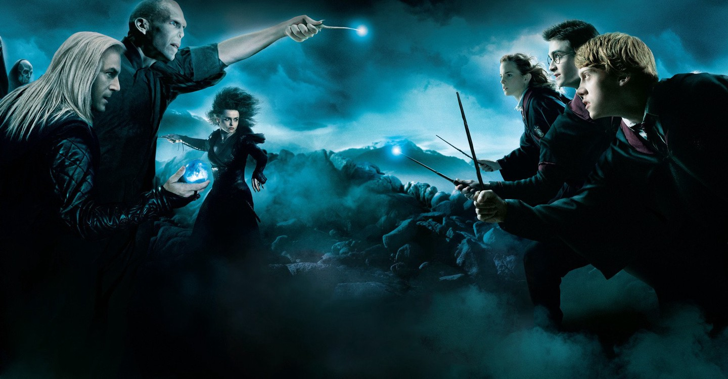 Harry Potter and the Order of the Phoenix backdrop 1