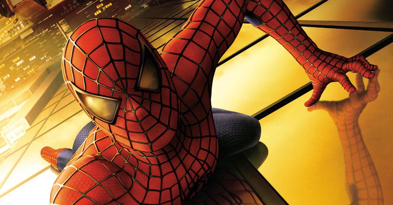 Spider-Man backdrop 1