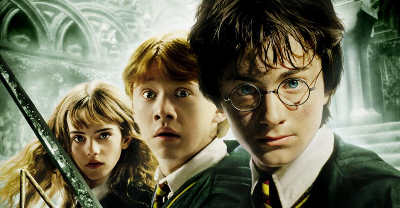 Harry Potter und die Kammer des Schreckens backdrop 1