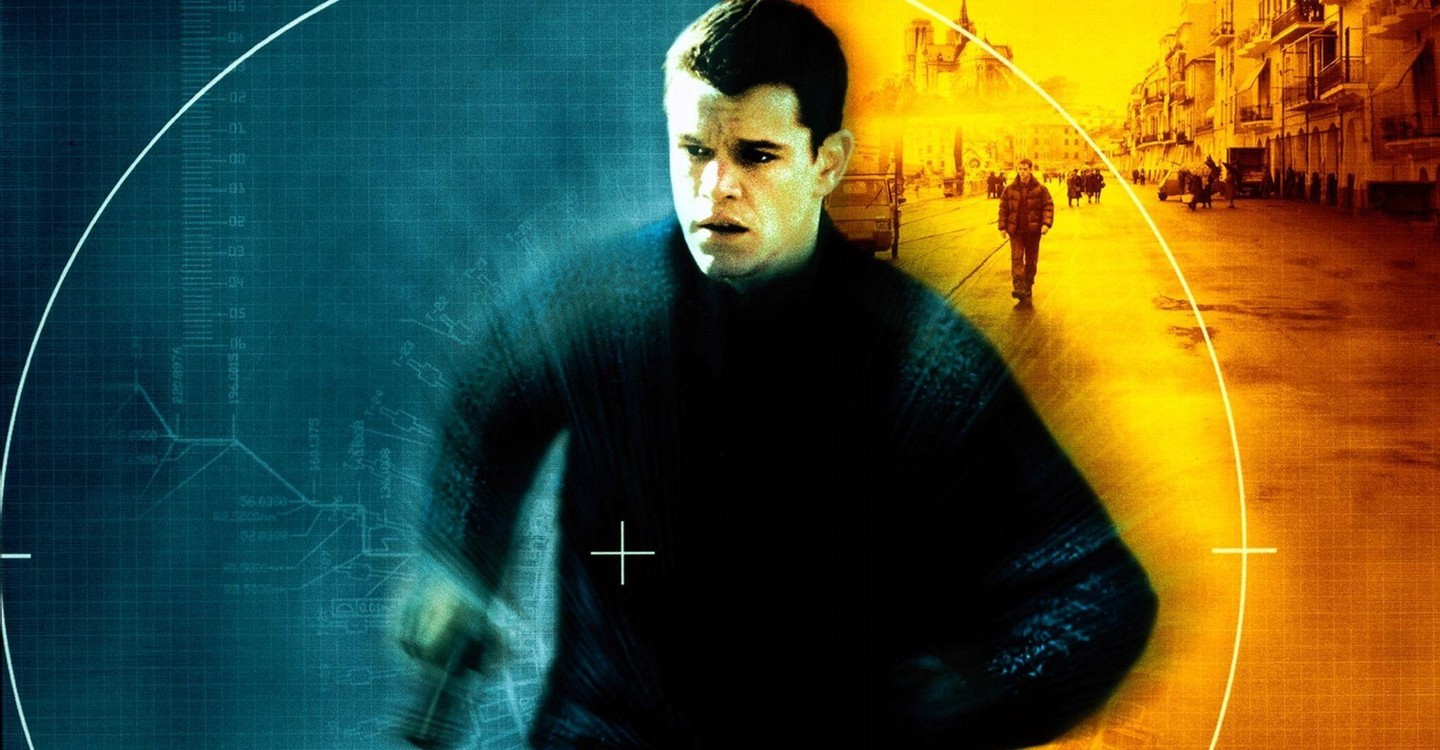 The Bourne Identity backdrop 1
