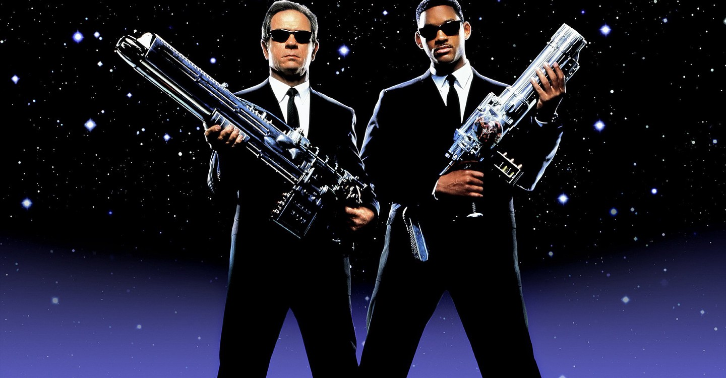 Men in Black backdrop 1