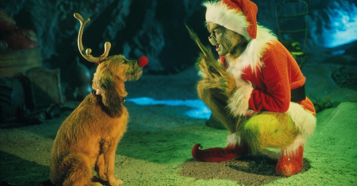 how the grinch stole christmas backdrop 1 - How The Grinch Stole Christmas Movie Online