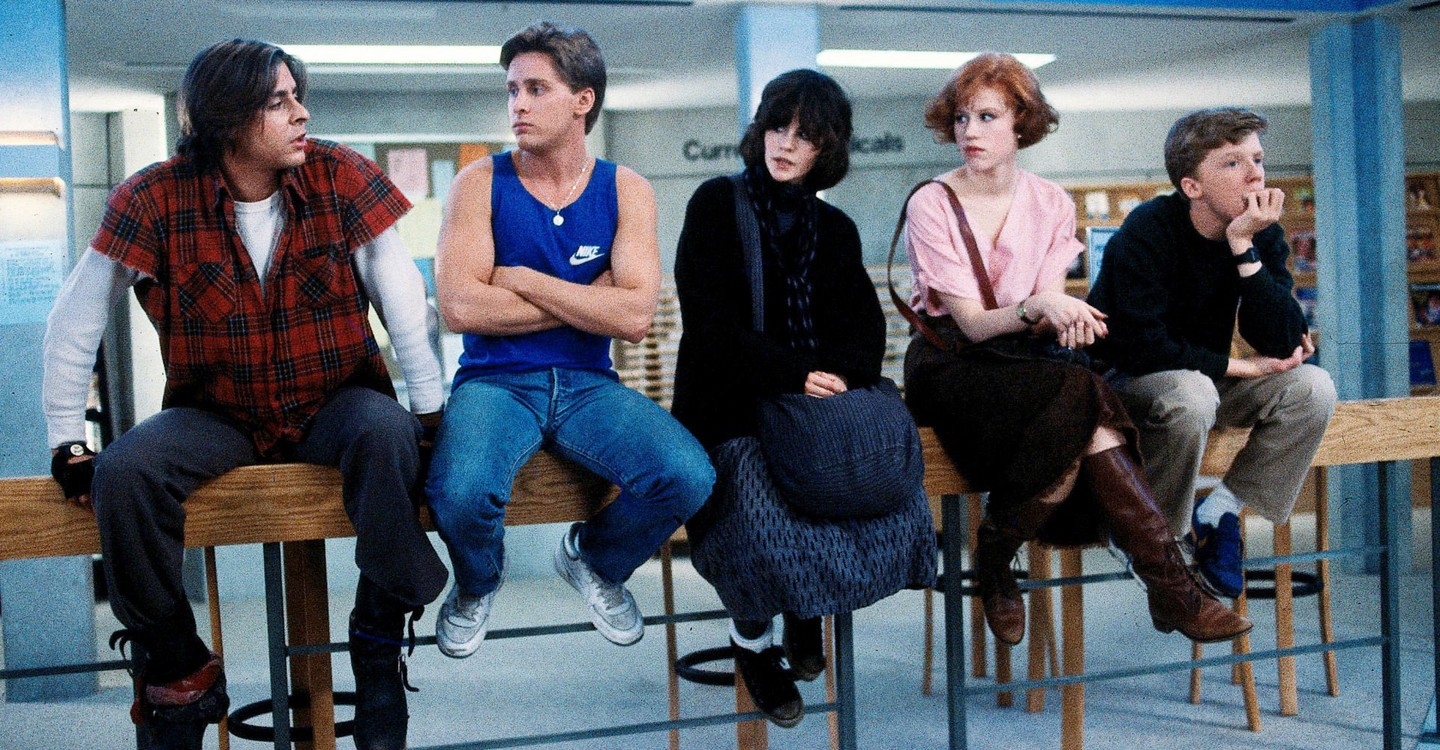 an analysis of the characters in the movie the breakfast club Starring: emilio estevez, paul gleason, anthony michael hall and others.