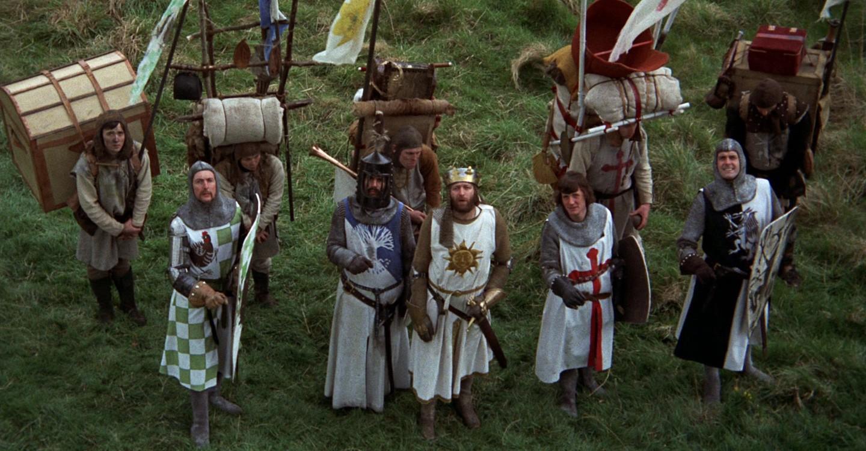 Monty Python : Sacré Graal !