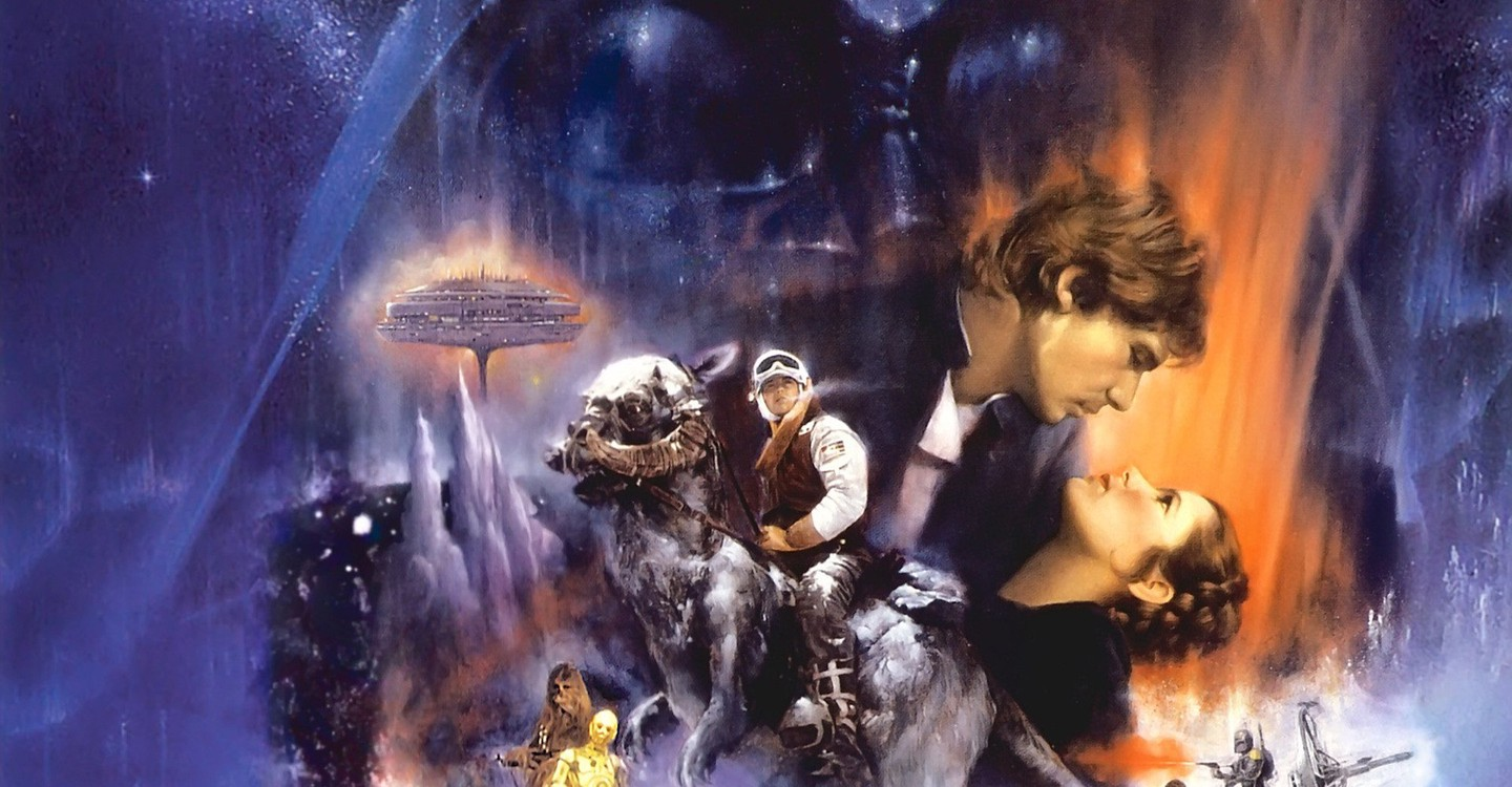 The Empire Strikes Back backdrop 1