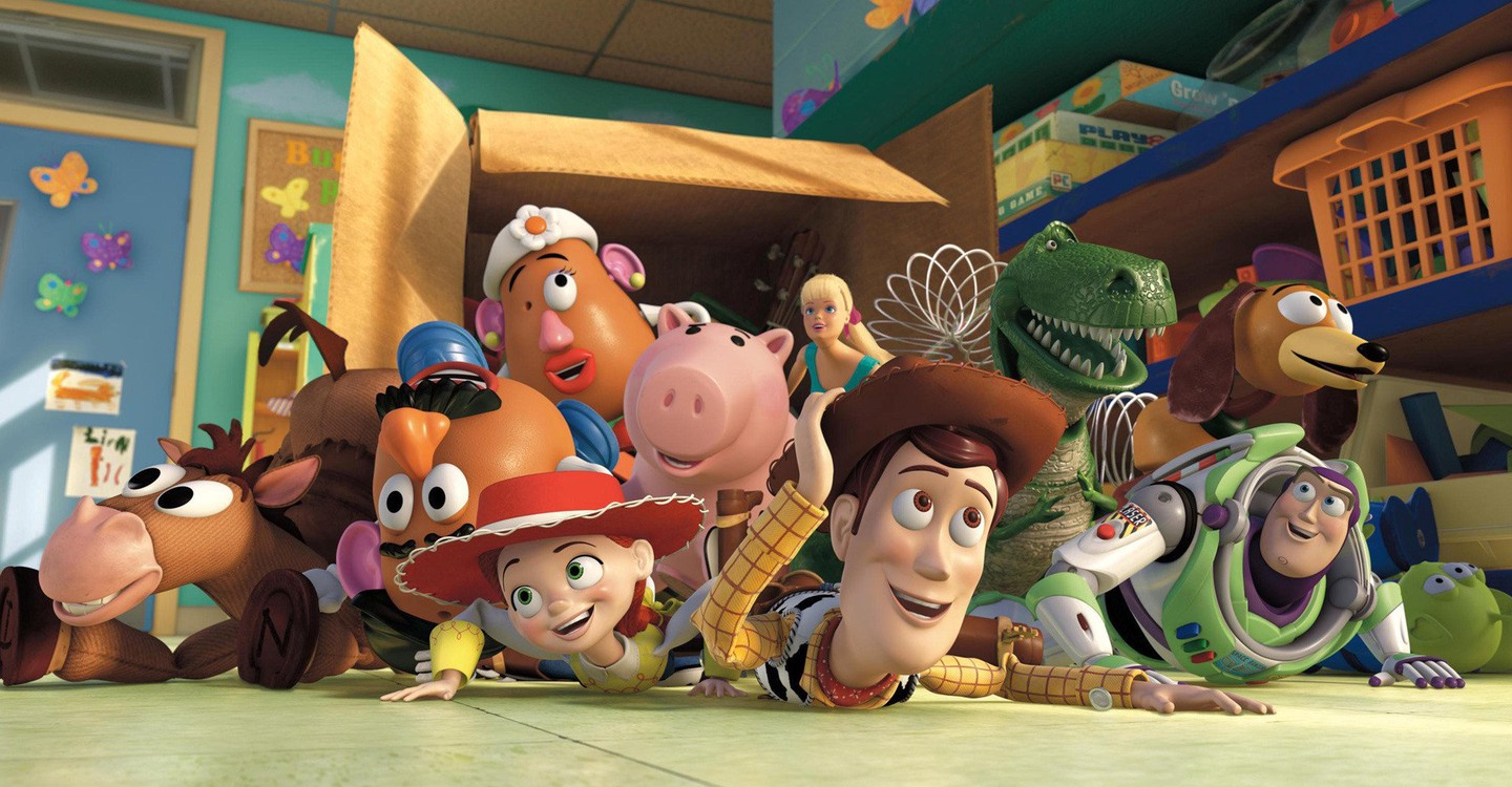 Toy Story 3 backdrop 1