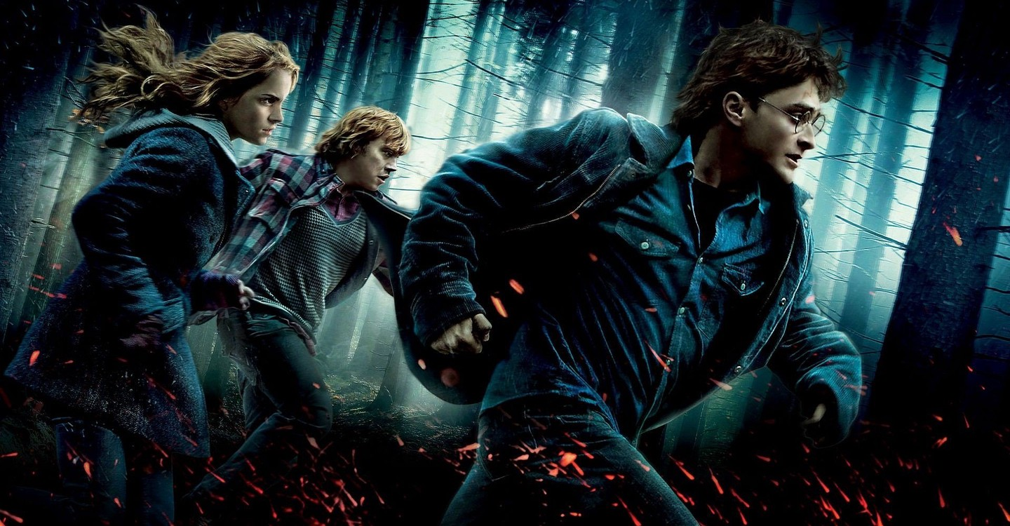 Harry Potter and the Deathly Hallows: Part 1 backdrop 1
