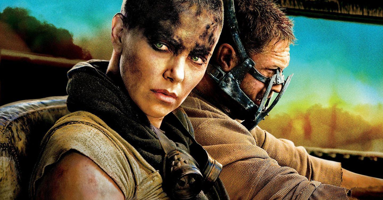 Mad Max: Fury Road backdrop 1