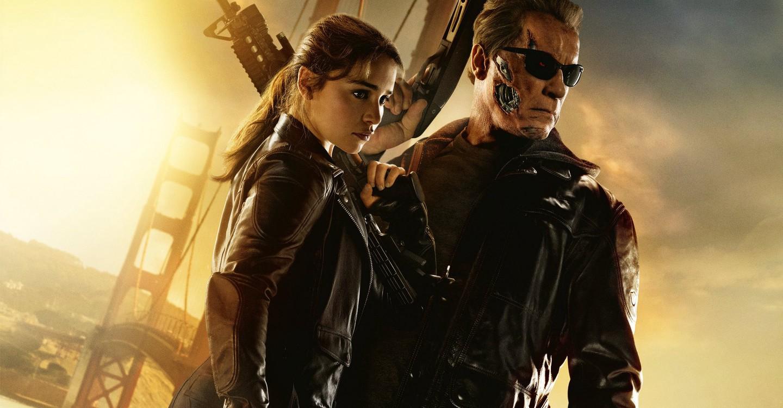 Terminator Genisys backdrop 1
