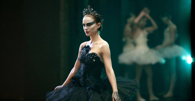 Natalie Portman dalam film Black Swan