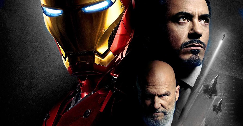 Homem de Ferro backdrop 1