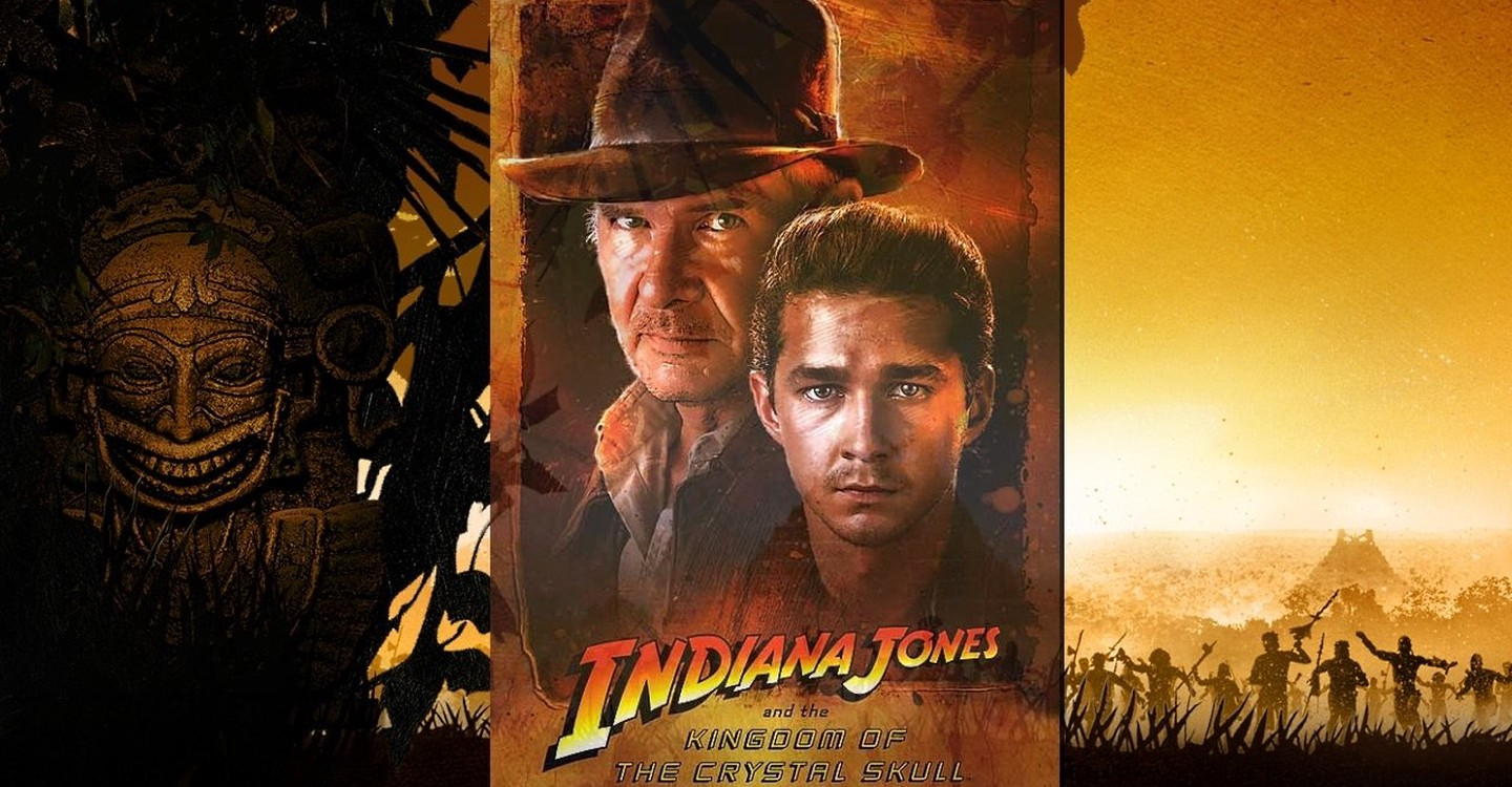 Indiana Jones and the Kingdom of the Crystal Skull streaming