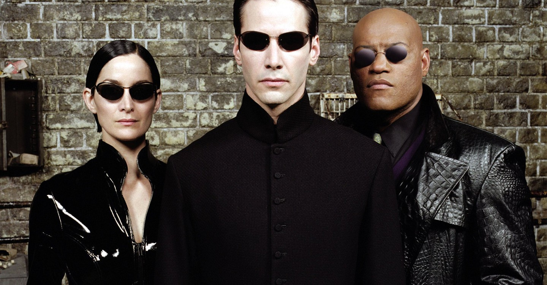 The Matrix Reloaded backdrop 1