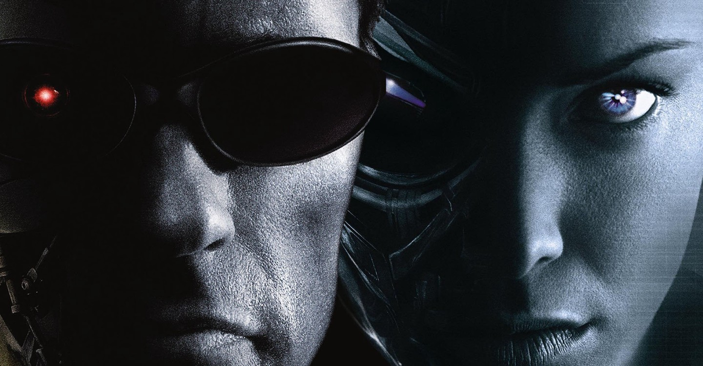 Terminator 3: Rise of the Machines backdrop 1