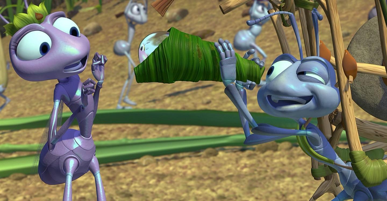 A Bug's Life backdrop 1
