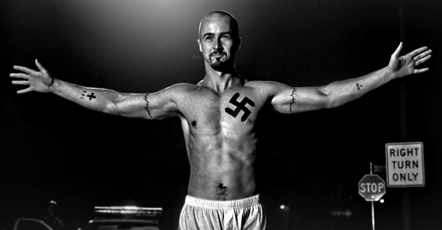 american history x movie Watch american history x on 123movies: derek vineyard is paroled after serving 3 years in prison for killing two thugs who tried to break into/steal his truck through his brother, danny vineyard's narration, we learn that before going to prison, derek was a skinhead and the leader of a violent white.