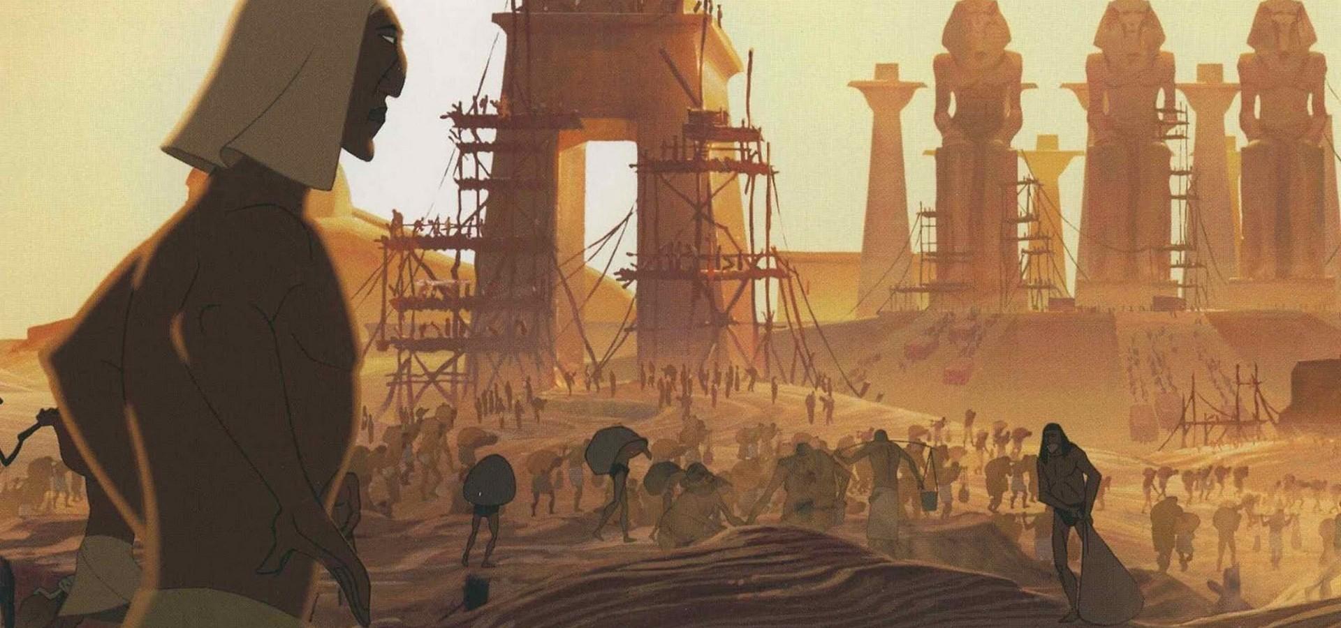 Video E Trailer Di Il Principe D Egitto Screenweek