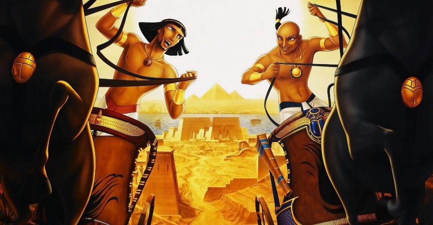 The Prince Of Egypt Movie Watch Streaming Online