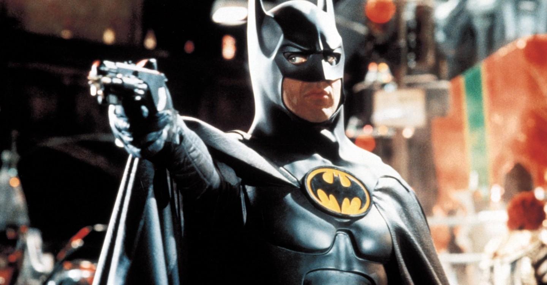 Batman se întoarce