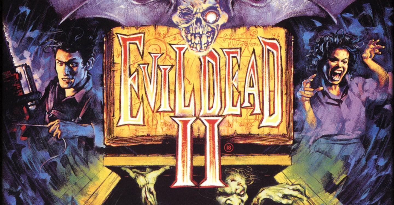 Evil Dead II streaming: where to watch movie online?  Evil Dead II st...