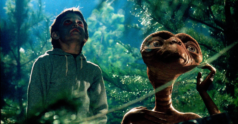 E.T. - O Extra-Terrestre