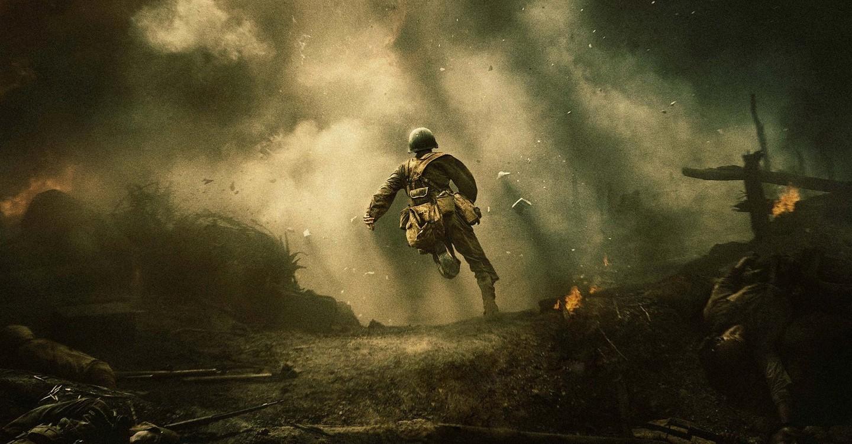 O Herói de Hacksaw Ridge backdrop 1
