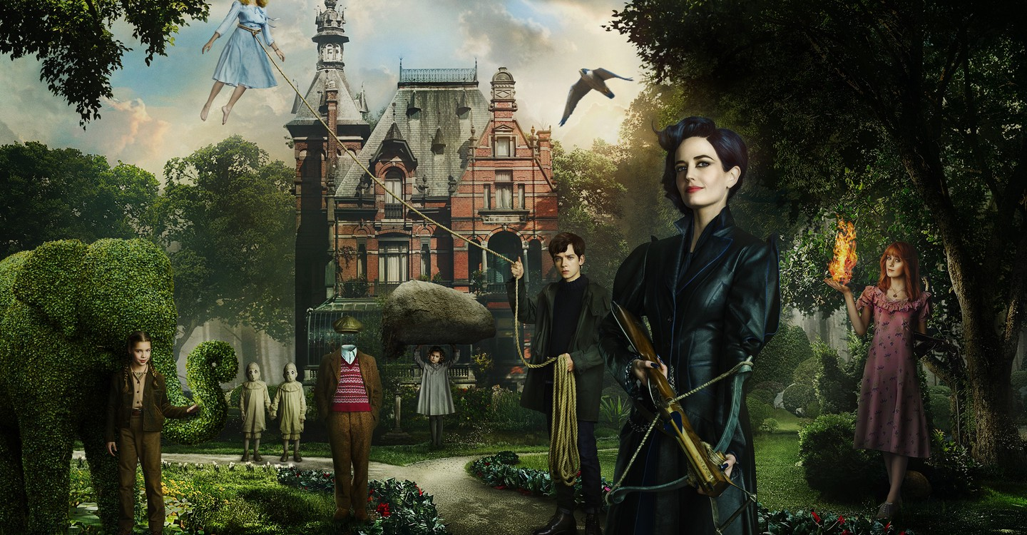 Miss Peregrine's Home for Peculiar Children backdrop 1