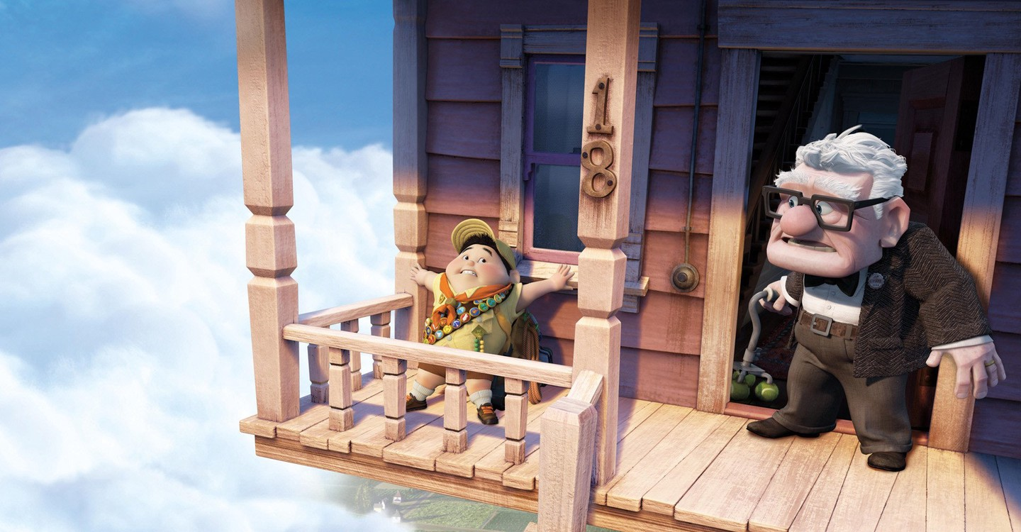 Up - movie: where to watch streaming online