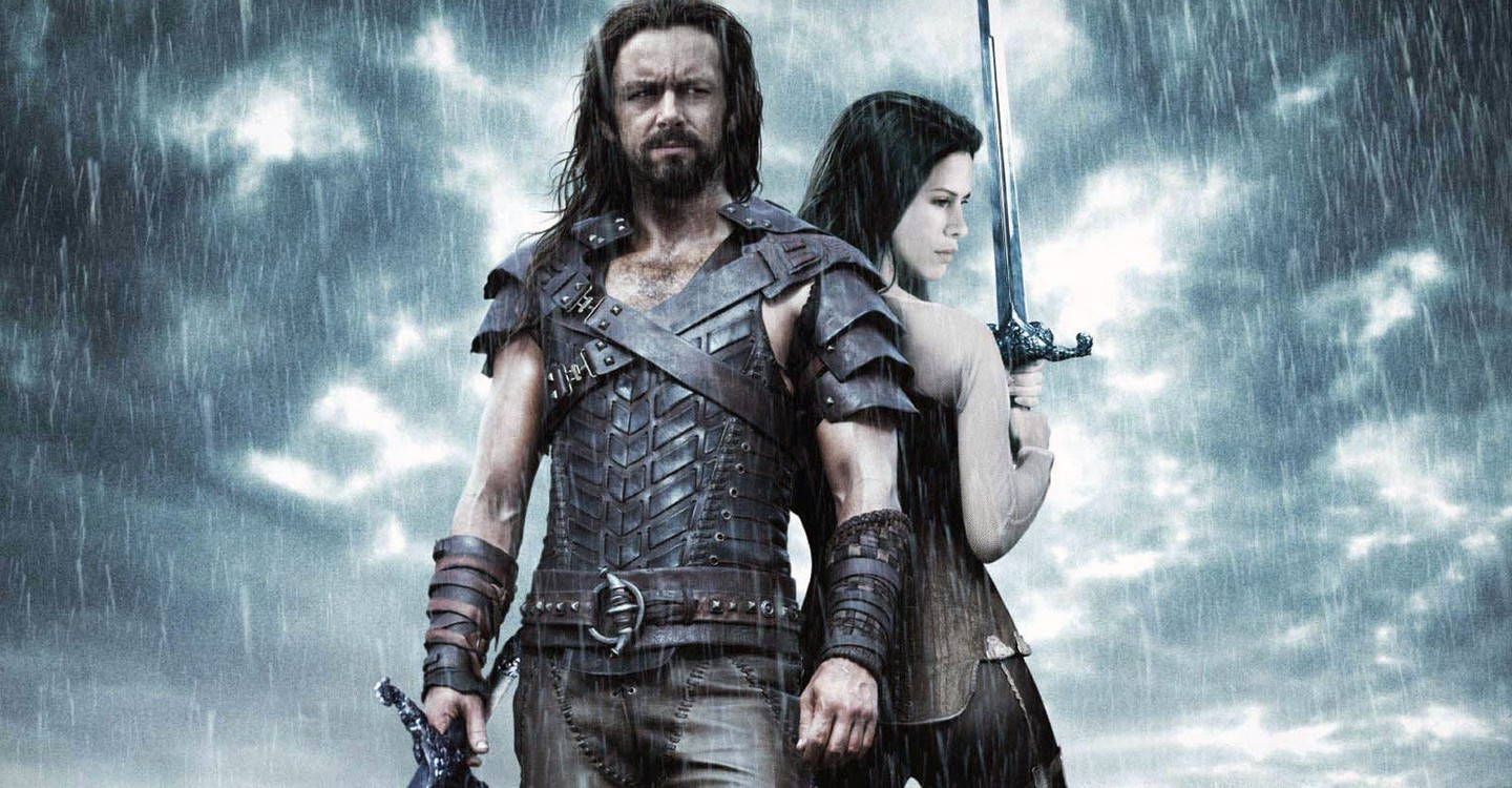 Underworld: Rise of the Lycans backdrop 1