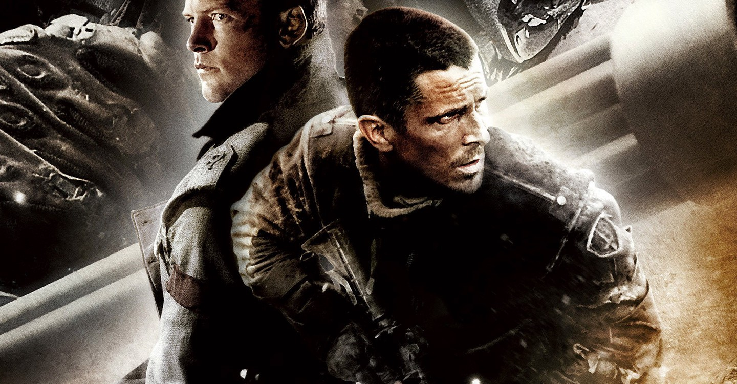 Terminator Salvation backdrop 1