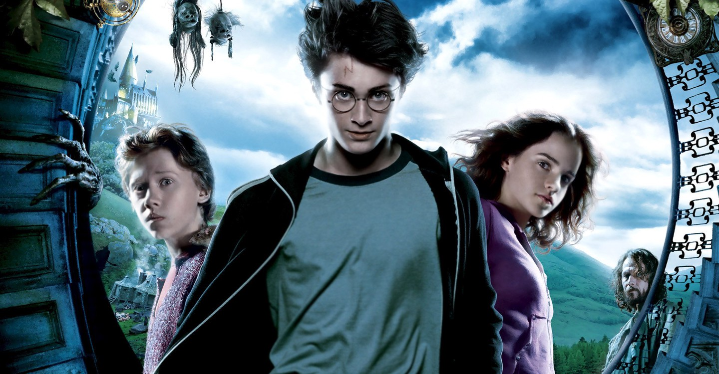 Harry Potter ja Azkabanin vanki backdrop 1