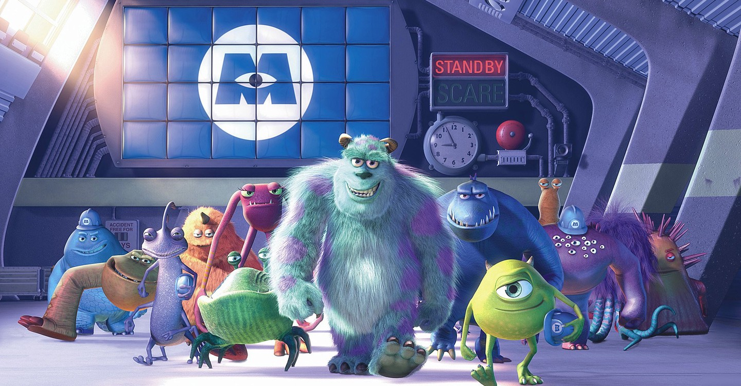 Monsters, Inc. backdrop 1