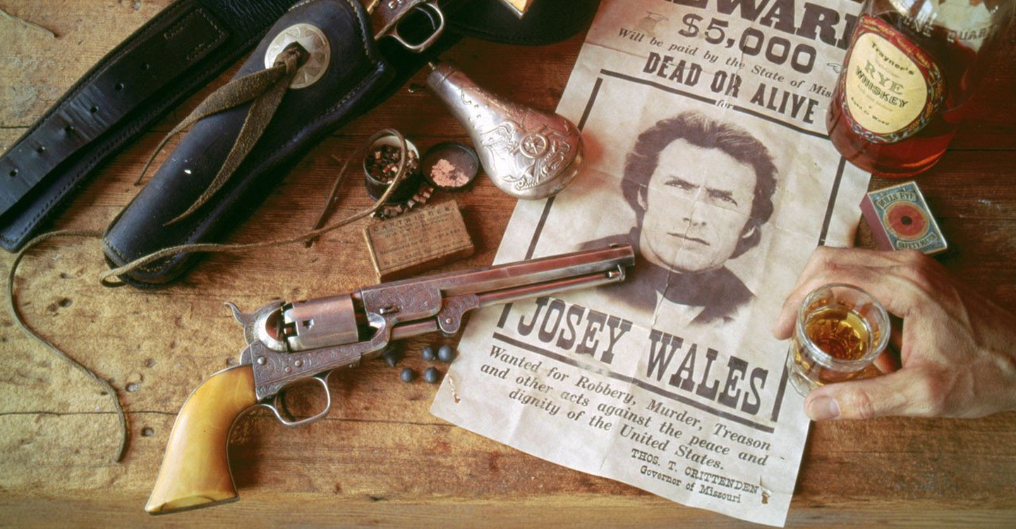 The Outlaw Josey Wales backdrop 1