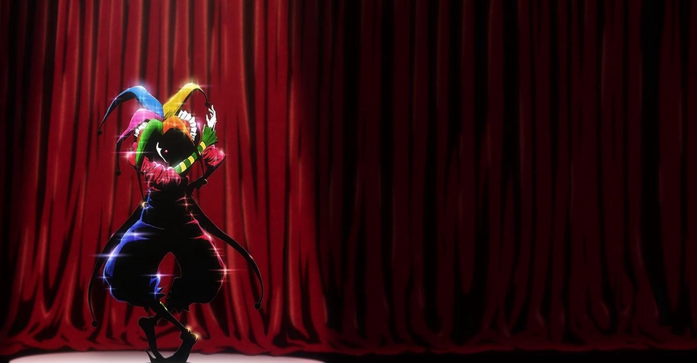 Karakuri Circus backdrop 1