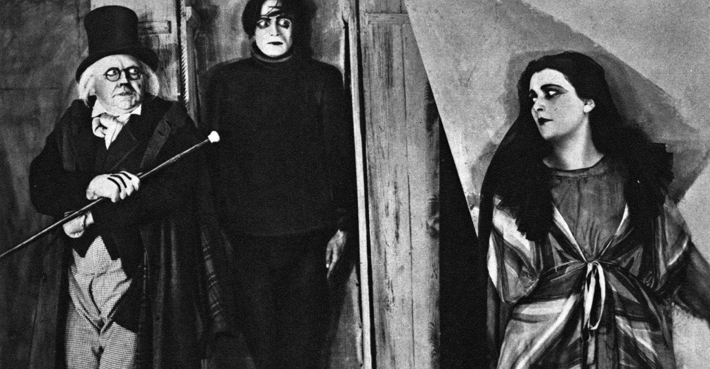 The Cabinet of Dr. Caligari backdrop 1