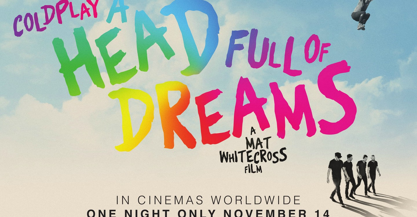 Coldplay: A Head Full of Dreams backdrop 1