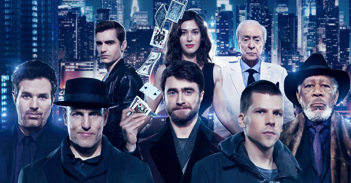 Now You See Me 2 backdrop 1