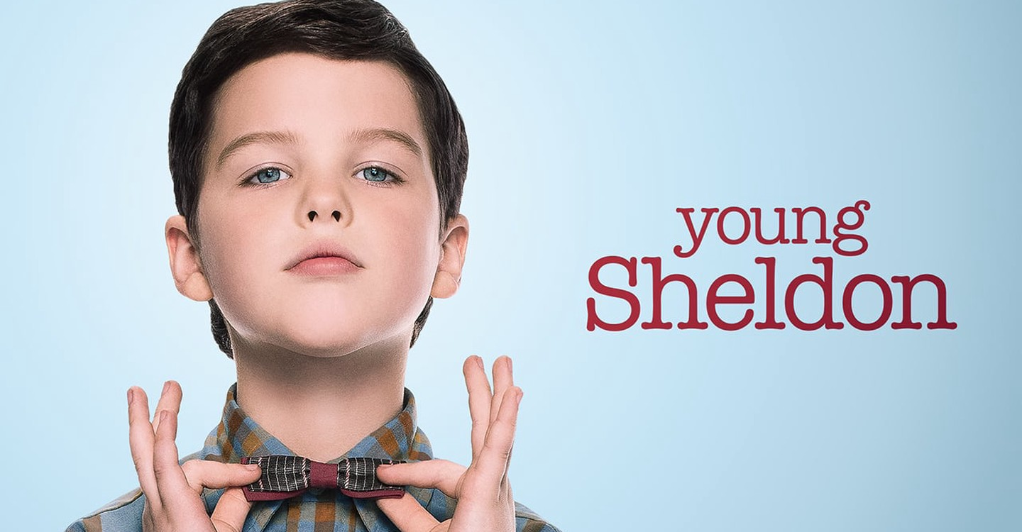 Young Sheldon backdrop 1