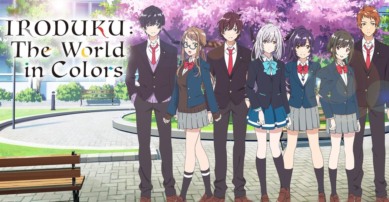 Irozuku: El mundo en colores