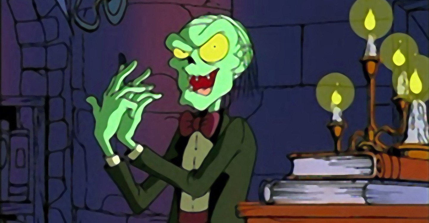 Image result for tales from the crypt keeper